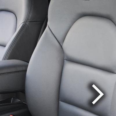 Audi a4 avant s-line b7 black leather thumbnail2