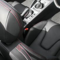 Audi tt roadster nl black leather red stitching 004