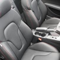 Audi tt roadster nl black leather red stitching 005