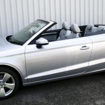 Audi a3 cab sport alpaca grey leather 001
