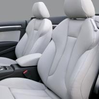 Audi a3 cab sport alpaca grey leather 004