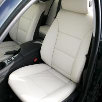 Bmw e61 touring se dakota creambeige leather 004