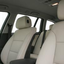Bmw e61 touring se dakota creambeige leather 005