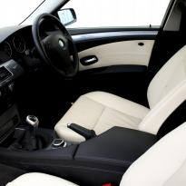 Bmw e61 touring se dakota creambeige leather 006