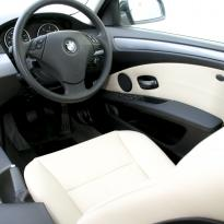 Bmw e61 touring se dakota creambeige leather 008