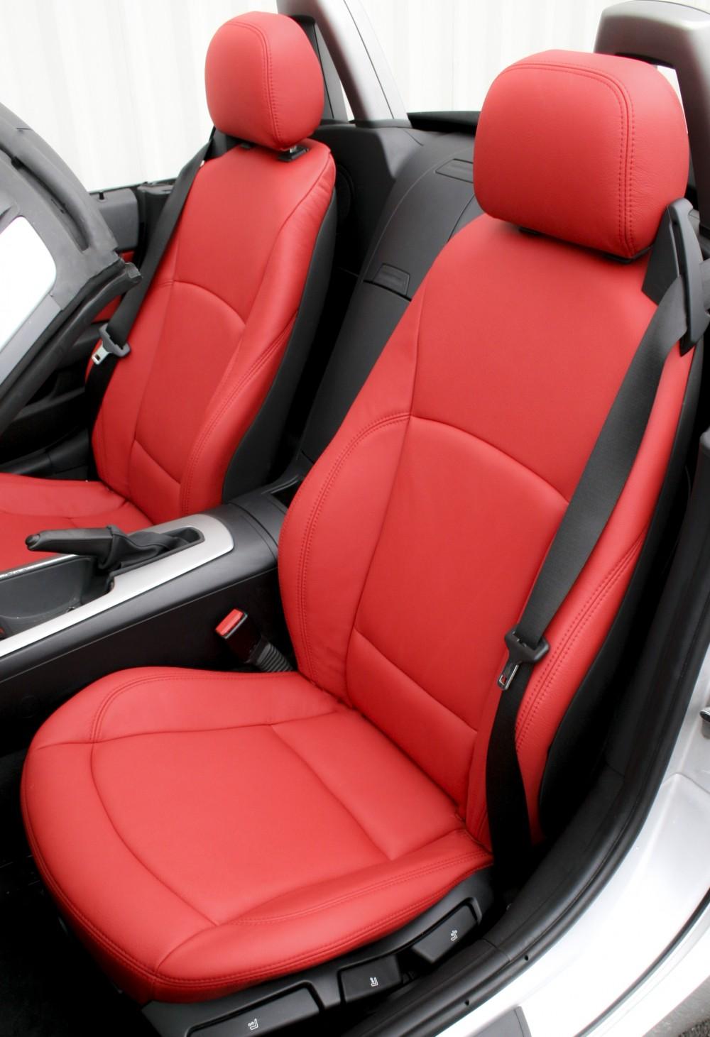 Bmw Z Series Leather Seats Automotive Leather