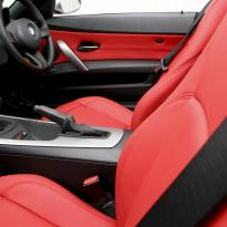 Bmw e85 z4 roadster red se leather 005
