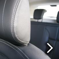 Dacia duster ambience black with silver stitching thumbnail2