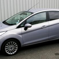 Ford fiesta 5dr titanium pearl Leather 001