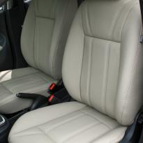 Ford fiesta 5dr titanium pearl leather 004