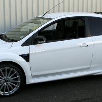 Ford focus rs black leather with blue stitching 001