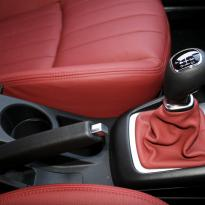 Kia ceed coral red leather 005