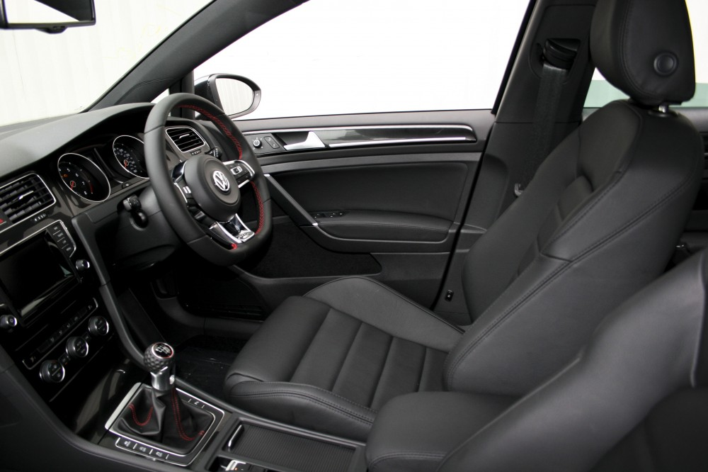 Volkswagen Golf Leather Seats   Automotive Leather ...