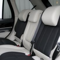 Rangerover sport autobiography ivory nappa with black nappa inserts  stitching 008