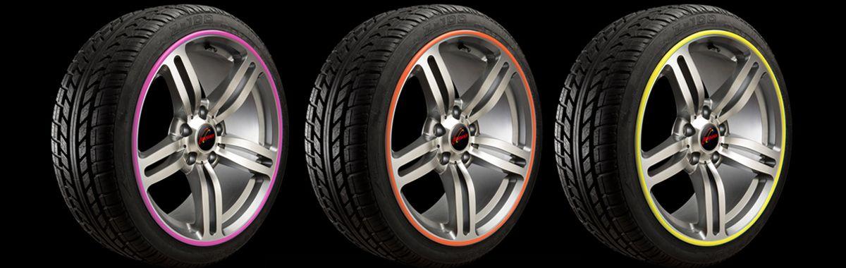 Rimbands Alloy Wheel Protectors Trim Technik 02
