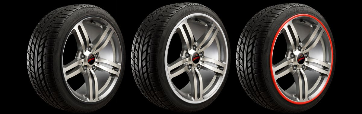 Rimbands Alloy Wheel Protectors Trim Technik 03