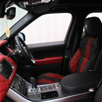 Range rover sport lumma clr sv pimento red, ebong windsor nappa leather(5)
