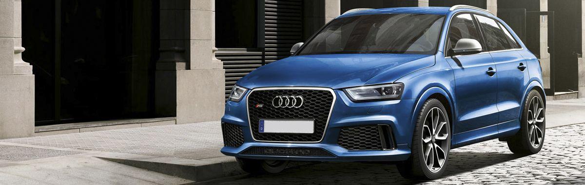 Audi q3 leather trim technik
