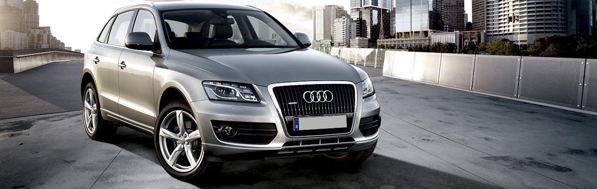 Audi q5 leather trim technik