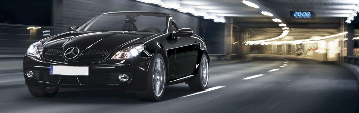 Mercedes slk leather trim technik