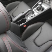 Audi tt roadster nl black leather red stitching 006