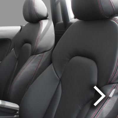 Audi tt roadster nl black leather red stitching thumbnail