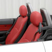 Bmw e85 z4 roadster red se leather 002