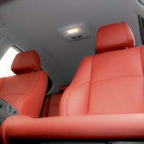 Bmw e87 sport nl dakota coral red leather 005
