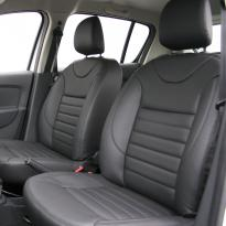 Dacia sandero stepway black leather 004