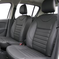 Dacia sandero stepway black leather 004