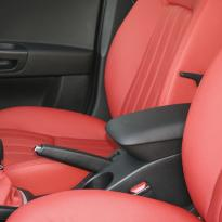 Kia ceed coral red leather 009
