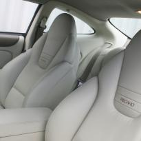 Jaguar xjr coupe ivory nappa leather with beige stitching 002