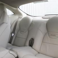 Jaguar xjr coupe ivory nappa leather with beige stitching 006