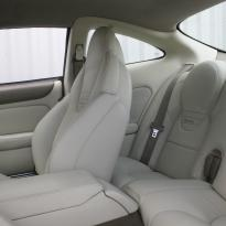 Jaguar xjr coupe ivory nappa leather with beige stitching 007