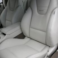 Jaguar xjr coupe ivory nappa with beige stitching 003