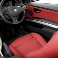 Bmw e90 saloon m sport dakota koral red 008