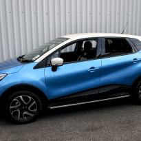 Renault captur dynamique black with grey fluted sections 001