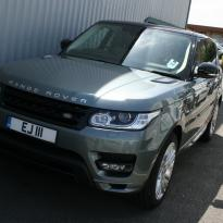 New rangerover sport autobiography dynamic espresso with almond inserts 001