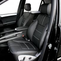 Merc 164 ml sport black with white stitching 003