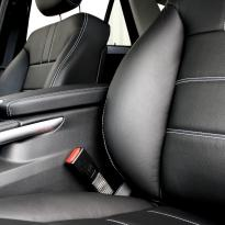 Merc 164 ml sport black with white stitching 006