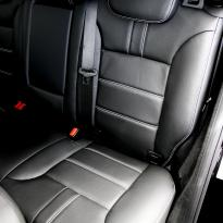 Merc 164 ml sport black with white stitching 008