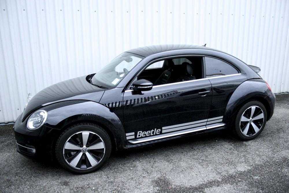 Volkswagen Beetle Hatch Leather Seats Automotive Leather
