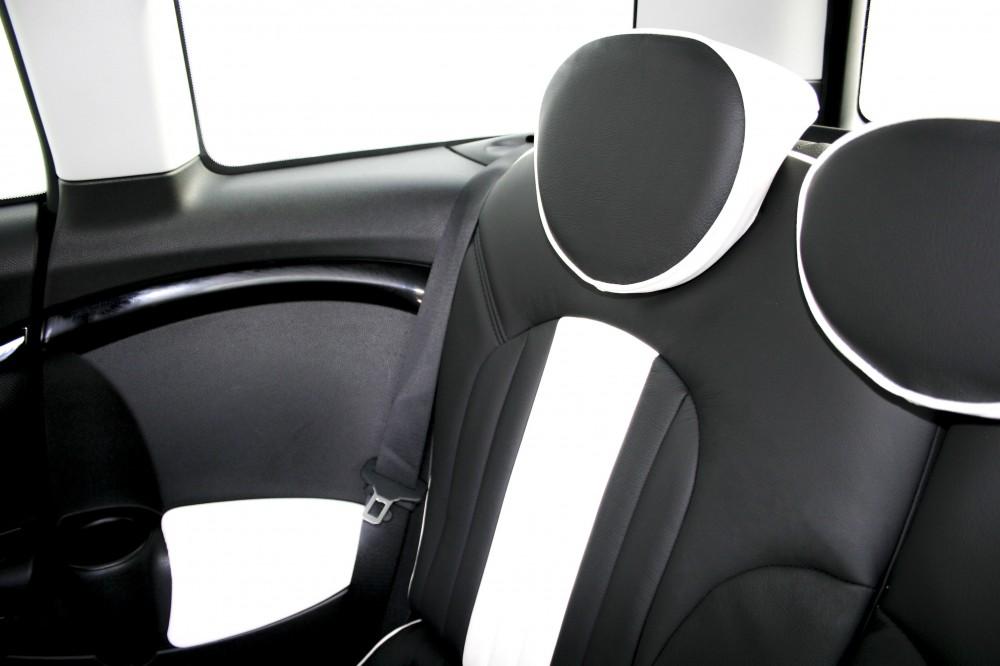Mini Clubman Leather Seats Automotive Leather Specialists Trim