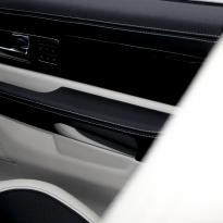 Rangerover sport autobiography ivory nappa with black nappa inserts  stitching 010
