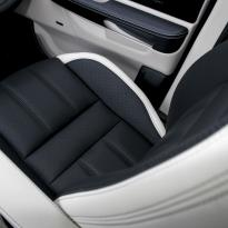 Rangerover sport autobiography ivory nappa with black nappa inserts  stitching 011