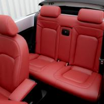 Vw beetle cab sport red 003