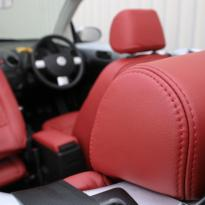 Vw beetle cab sport red 005