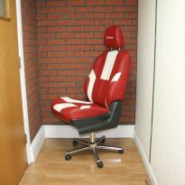 Isuzu dmax office chair3