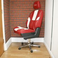 Isuzu dmax office chair