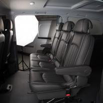 Mercedes Vito black leather 5